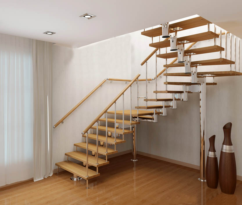 Деревянные лестницы Ярославль - 100лестницрф